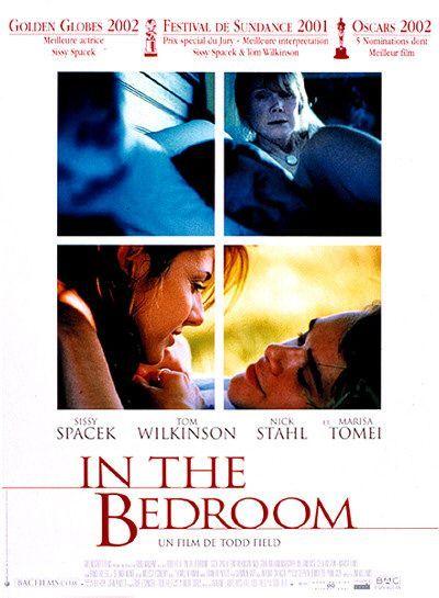 Beautiful In The Bedroom , Starring Tom Wilkinson, Sissy Spacek, Nick Stahl, Marisa  Tomei