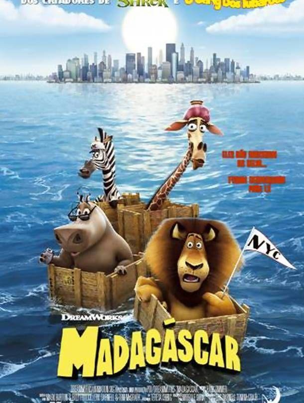 Pin De Matheus Assuncao Em Desenhos Filme Madagascar Filmes Da