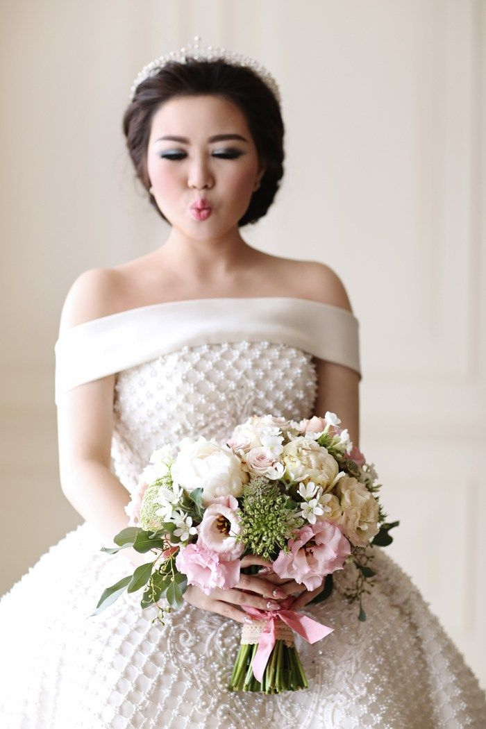 Pernikahan Nori dan Raditya di Jakarta | International Wedding ...