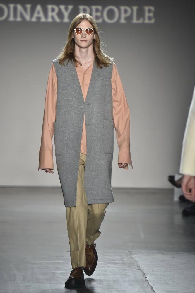 Concept Korea Fall/winter 2016-17 - New York Fashion Week Men's