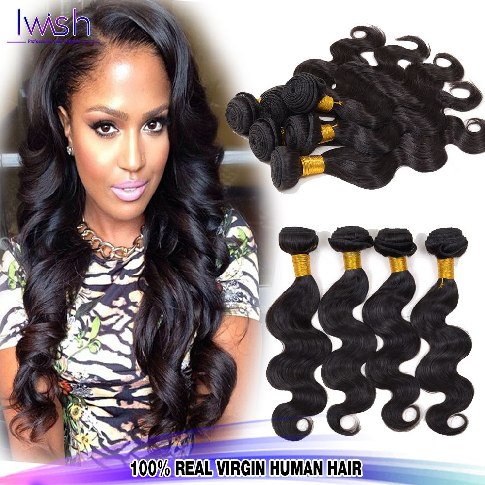 The brazilian body wave hair 3pcs and 4pacs from aliexpress iwish hair the brazilian body wave pmusecretfo Image collections