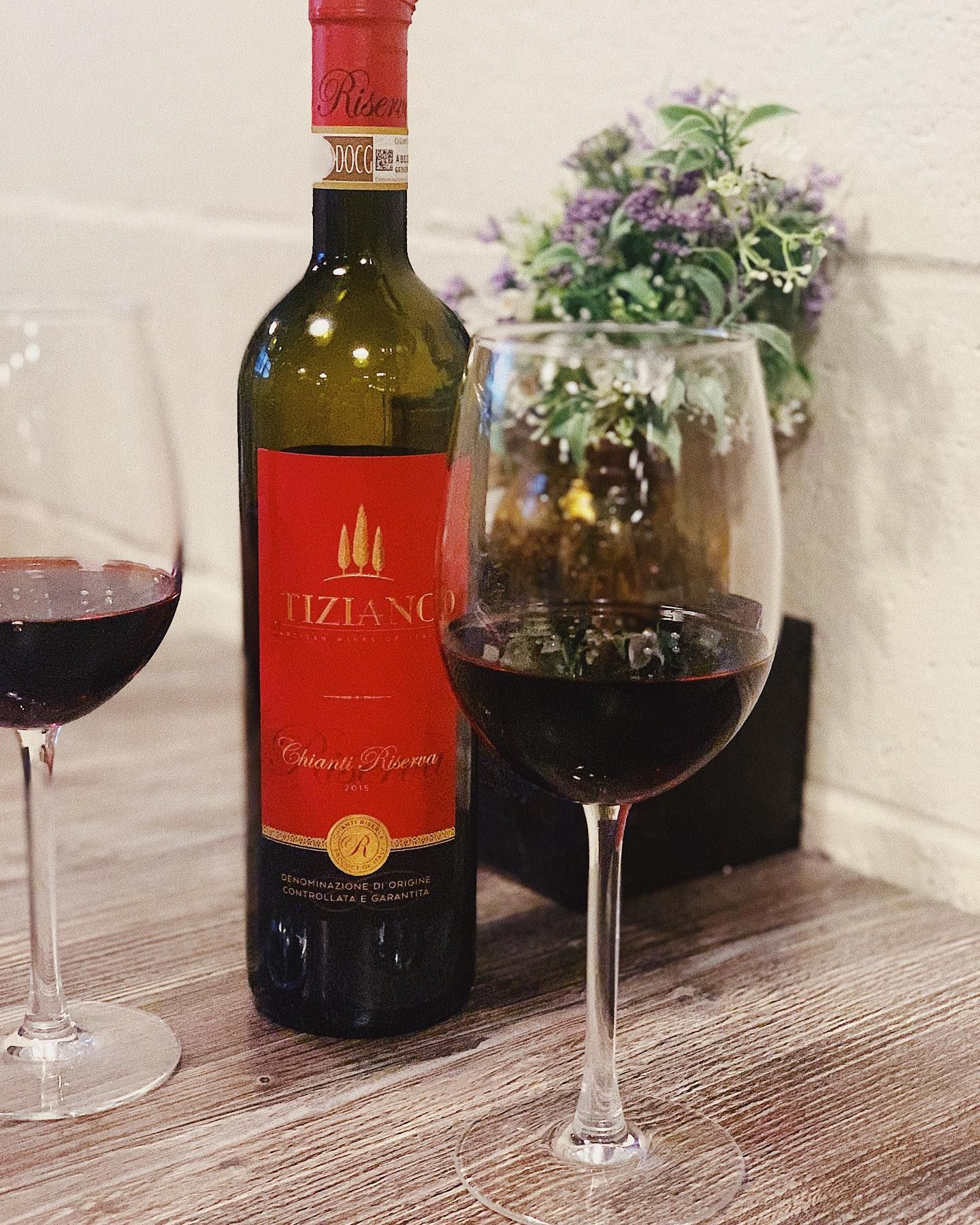 National Red Wine Day Well That Is A Holiday I Can Get Behind This Bottle Of Chiantiriserva Is Among One Of M In 2020 National Red Wine Day Italian Wine Chianti