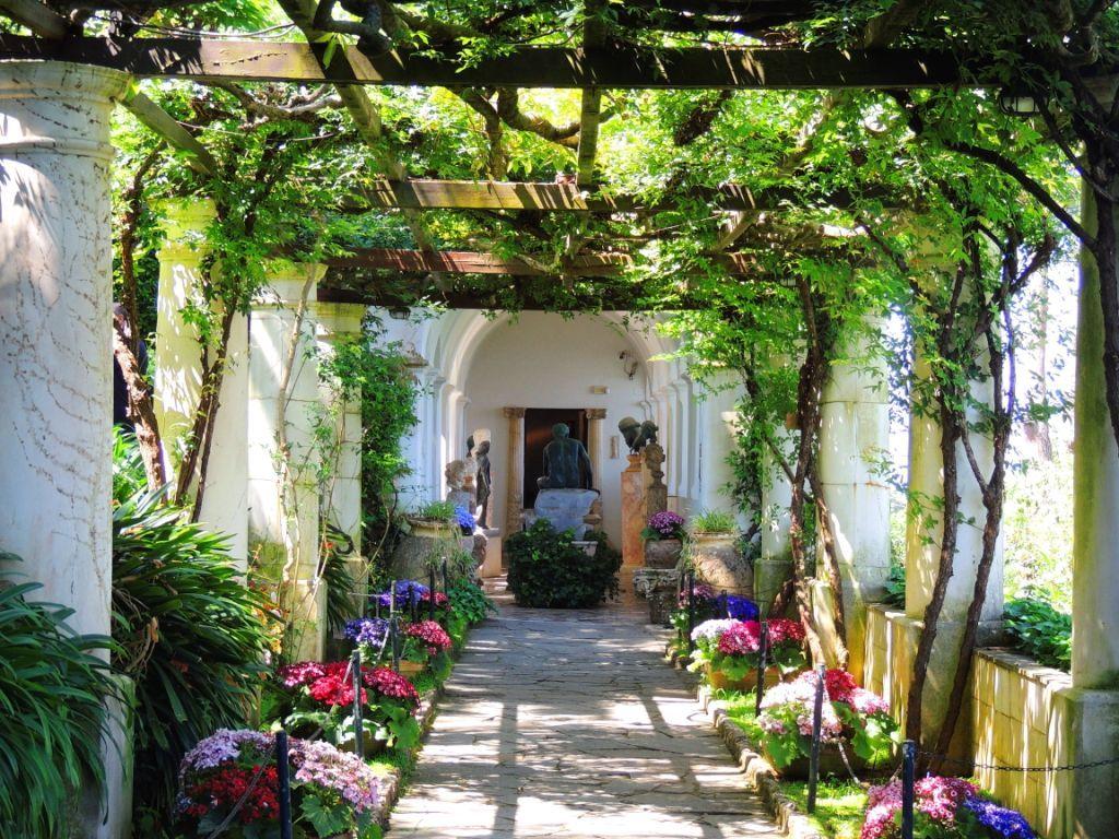 villa san michele axel munthe capri capri island. Black Bedroom Furniture Sets. Home Design Ideas