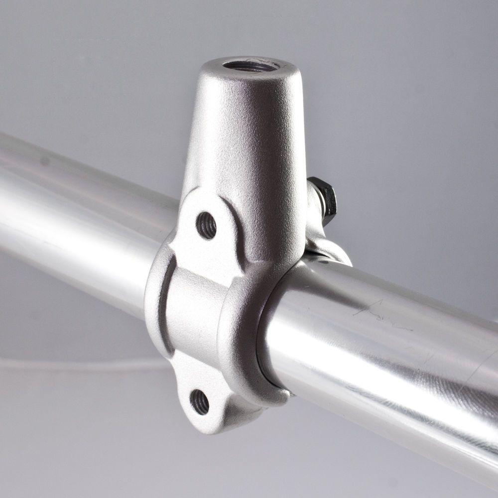Motorcycle Bike 7 8 Handlebar Mirror Mount Clip Clamp Aluminum M10 10mm X1 Pce Mirror Mounted Motorcycle Bike Handlebar