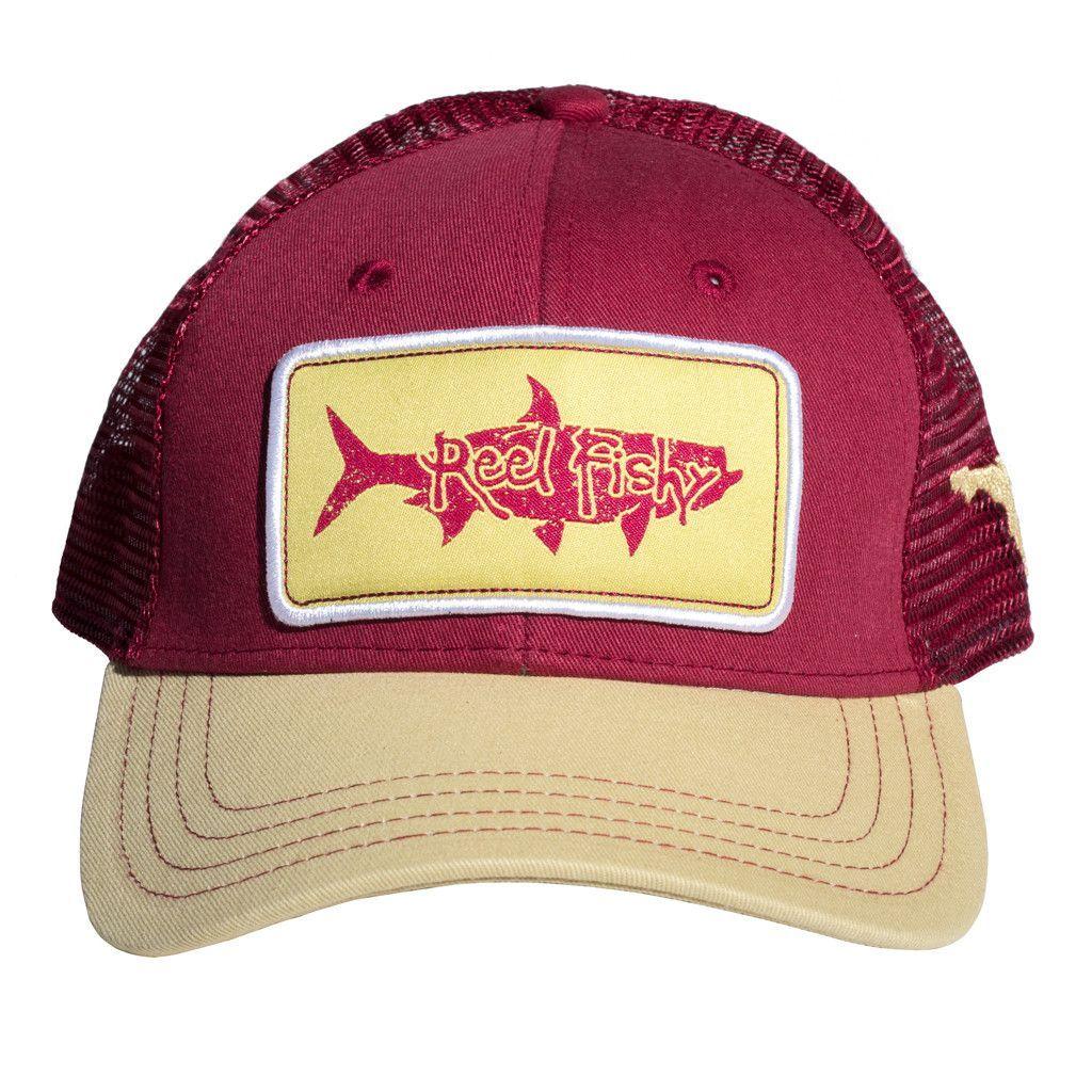 f2b3c0b6dde76 Tarpon Trucker Hat