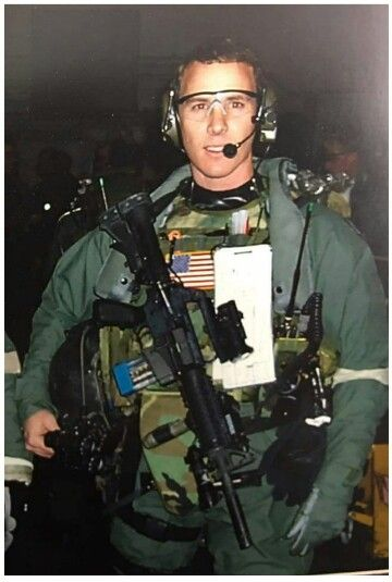 Retired Delta Force Major Tom Greer aka Dalton Fury has ...  Retired Delta F...