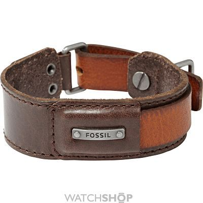 Men's Fossil Bracelet (JA6115797) - WATCH SHOP.com™