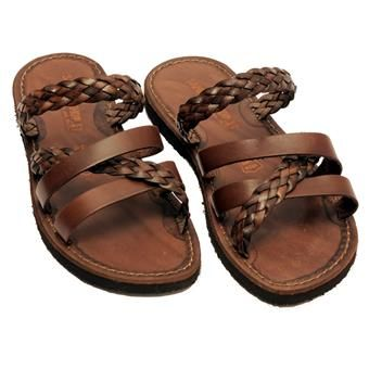 Otranto brown sandals