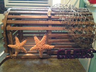 lobster trap wedding card holder.DIY | Wedding Ideas | Pinterest ...