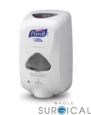 Gojo Industries 2720 12 Purell Tfx Touch Free For 1200ml