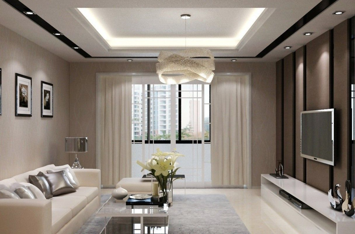 modern chandeliers for living room tips memilih cat rumah minimalis interior dan eksterior 21491