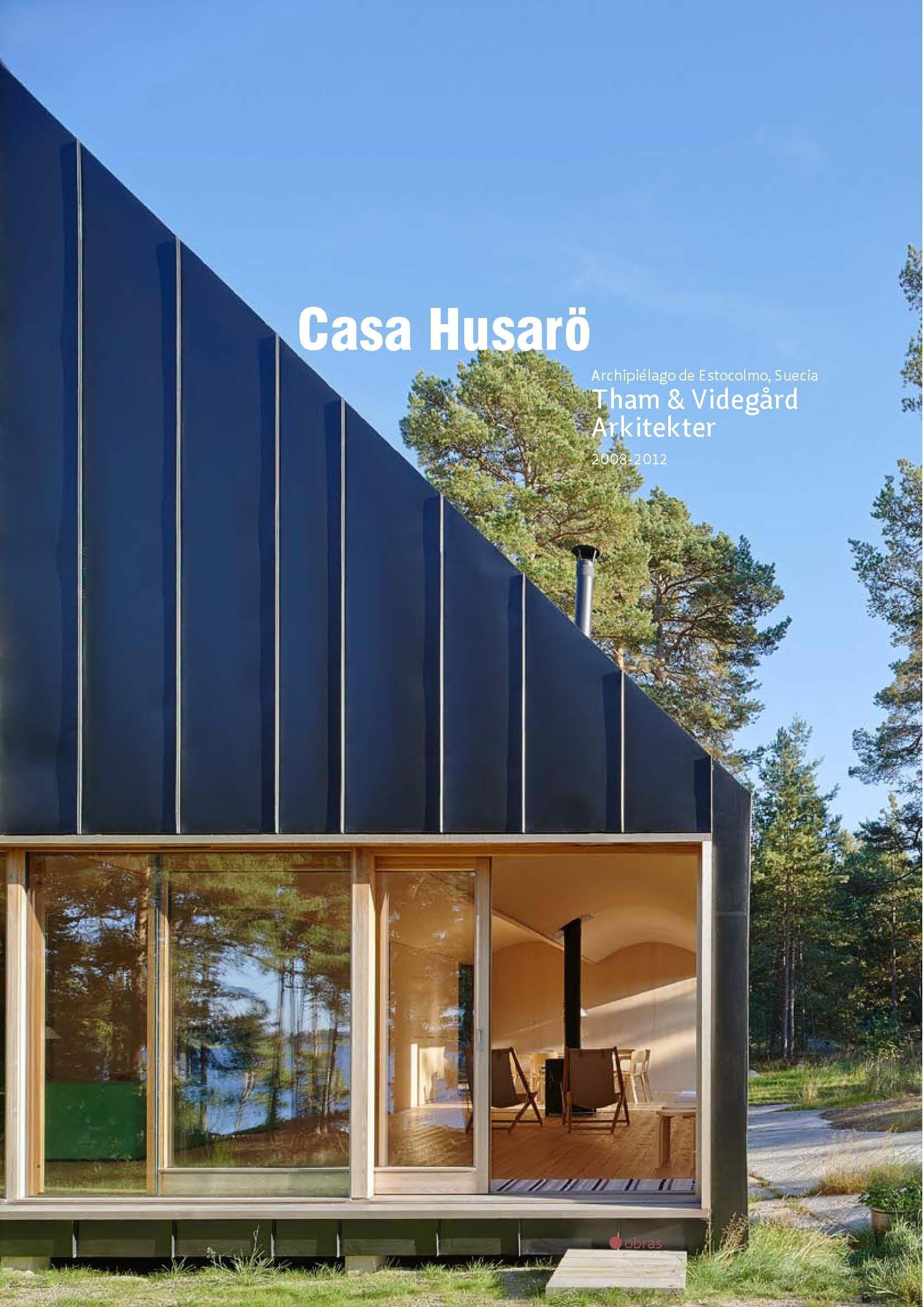 Scandia Modular Home Sauna Diy Sauna Sauna Kits: Casa Husarö. Tham & Videgård Arkitekter