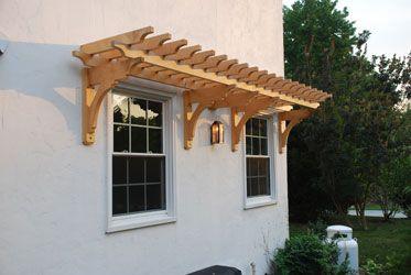 Arbor Over Windows Or Garage Doors Pergola Pergola Cost