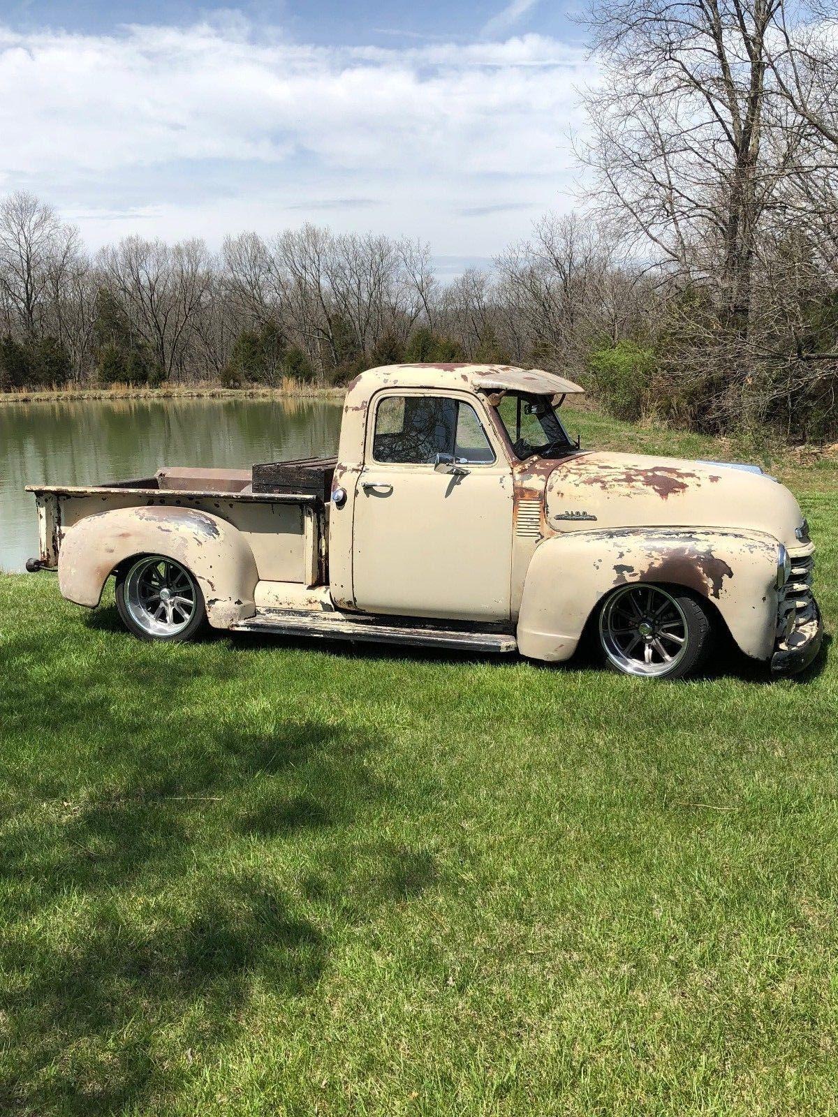 1953 Chevrolet Other Pickups Pickup Trucks Pickup Trucks For Sale Truck Rims