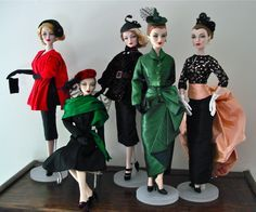The Studio Commissary: Theme pics: Some of my Sandra Stillwell fashions...(3 PICS)  -  Posted by Jennifer-in-PA on August 23, 2016, 7:10 pm.