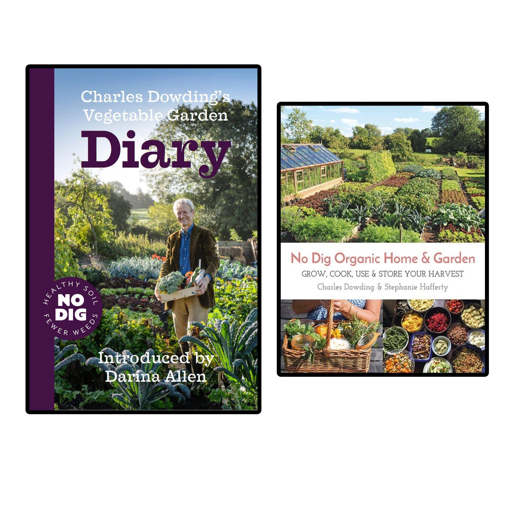 Home No Dig Organic Gardening Garden Diary Organic 640 x 480
