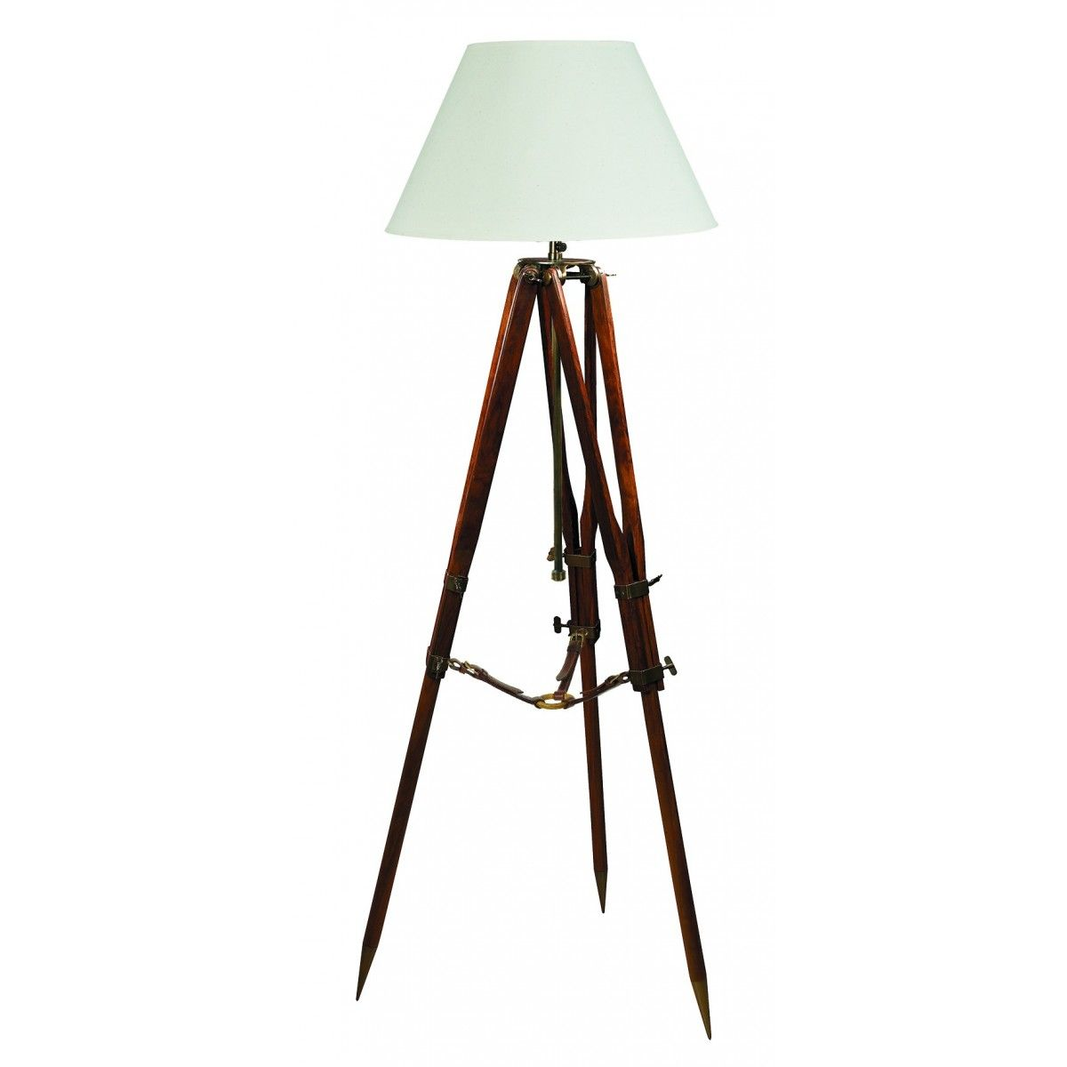 Campaign Tripod Lamp Wit Sl019 Tripod Lamp Vloerlamp Lampen