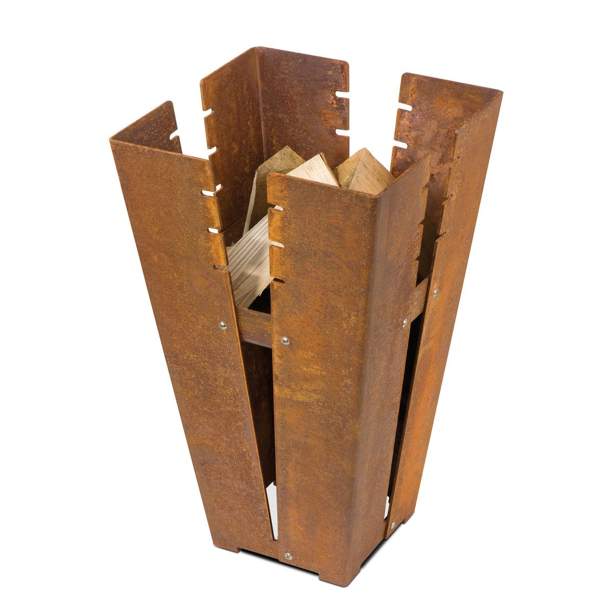 keilbach design fuji feuerstelle feuerkorb feuerstellen und kunst aus metall. Black Bedroom Furniture Sets. Home Design Ideas