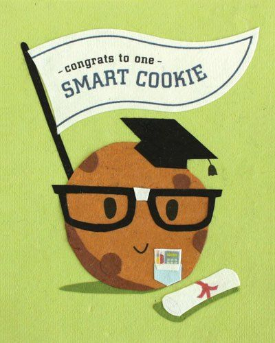 It's just an image of Adaptable One Smart Cookie Printable