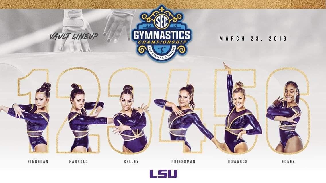 Sec champion Gymnastics championships, Gymnastics, Champion