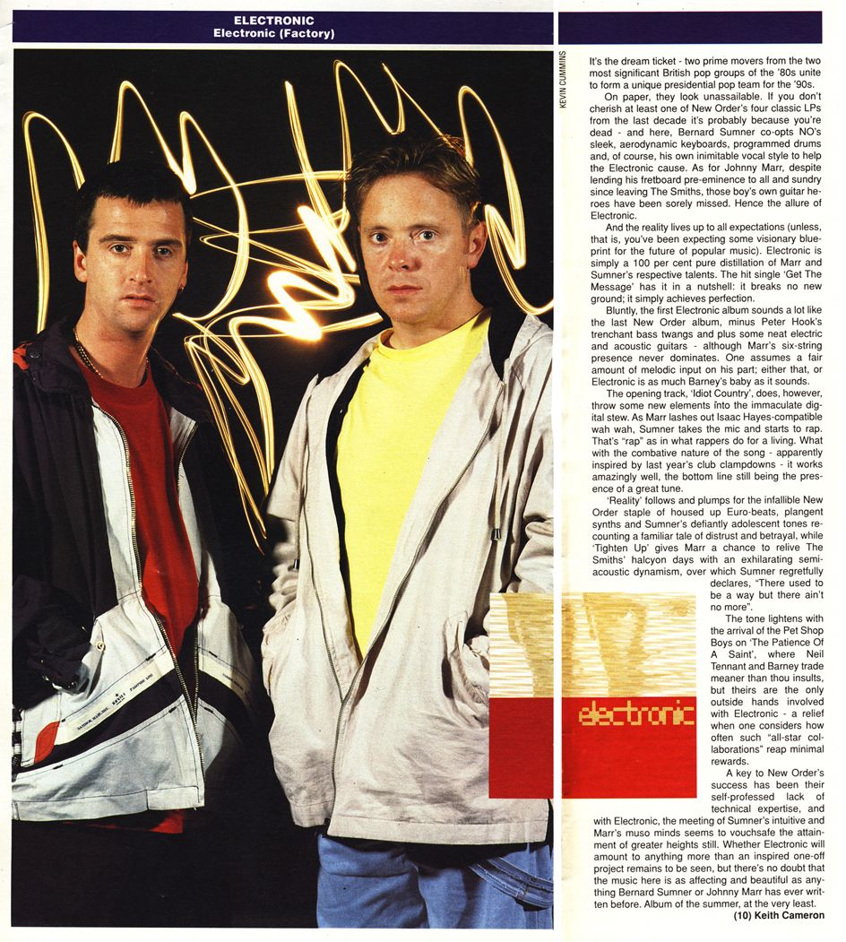 Electronic 'Vox' 1991
