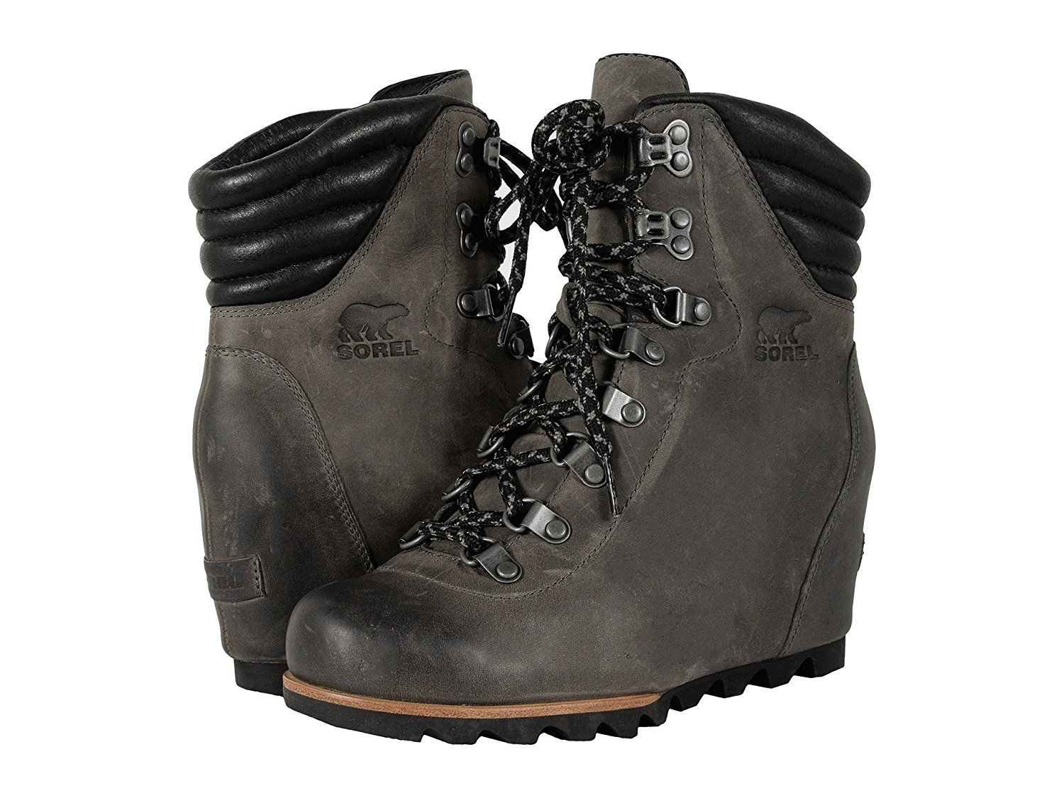 4d6a176a51c2c Sorel Women's Conquest Wedge Booties ** Continue to the product at ...