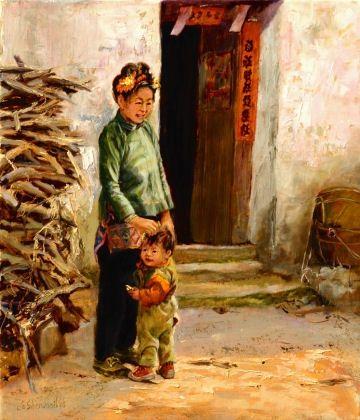 fine oil paintings   JO SHERWOOD FINE ART