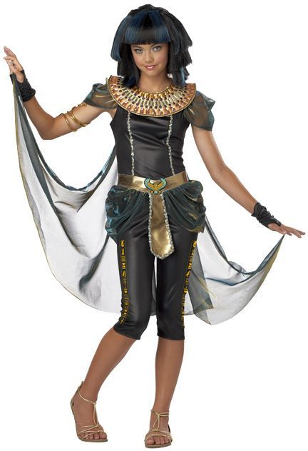 Dark Egyptian Princess Teen Costume  sc 1 st  Pinterest & Dark Egyptian Princess Teen Costume | Teen costumes Costumes and ...