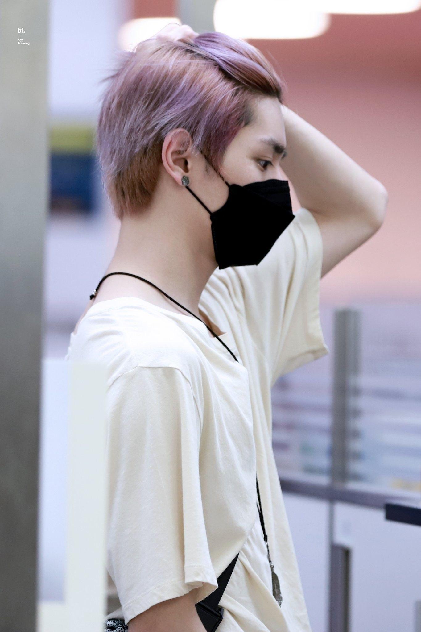 HND 태용 TAEYONG NCT127 (Dengan gambar) Foto sahabat