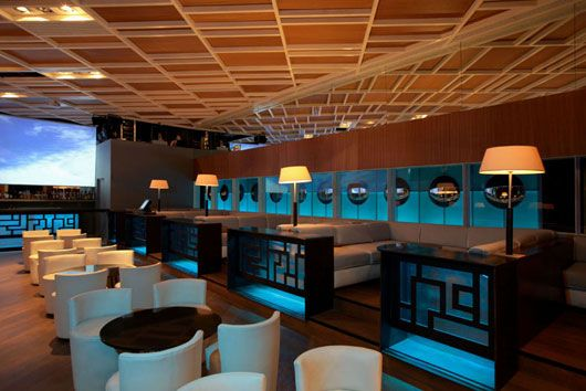 Charming Nisha Bar Lounge In Acapulco   By: Pasal Architectts
