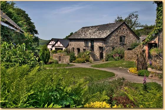 north devon self catering holiday cottages short breaks country rh pinterest co uk
