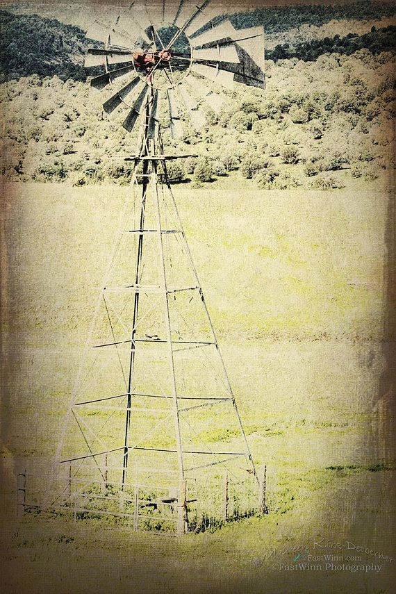 farmhouse wall decor for her windmill home decor rustic wall ...