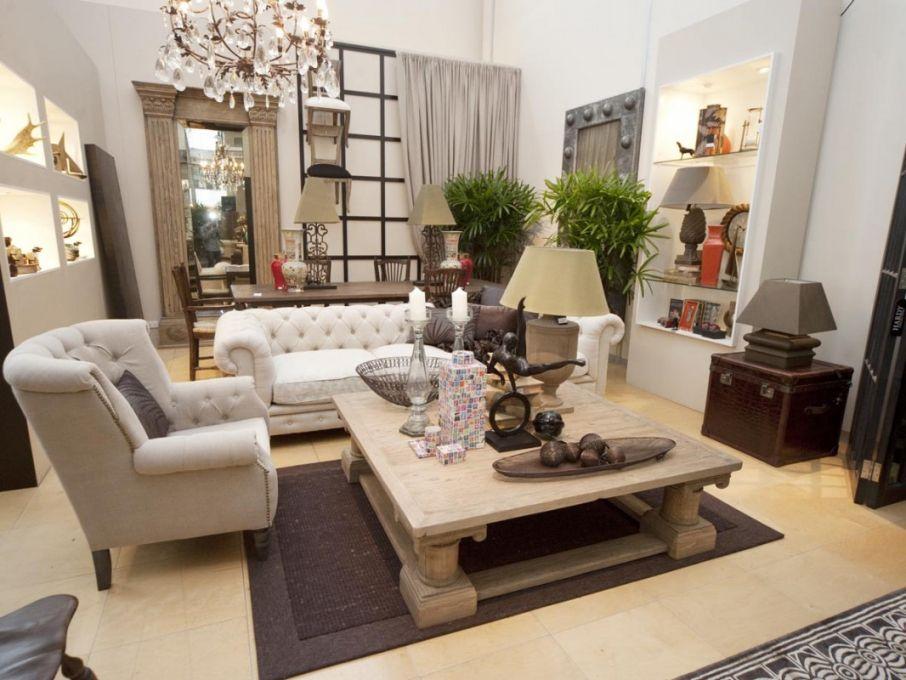 Land Französisch Wohnzimmer Möbel   Loungemöbel