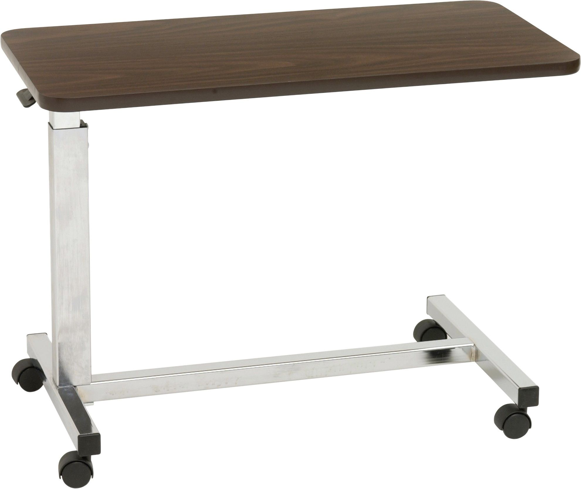 Low Height Overbed Table is designed specifically for use