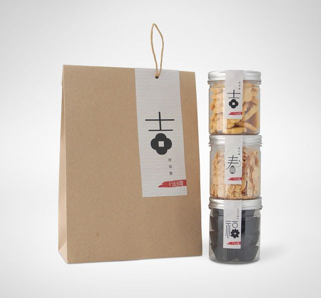 7046015dcf3 行好湾 Chinese New Year Packaging on Packaging of the World - Creative Package  Design Gallery