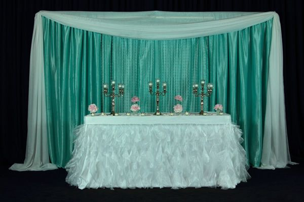 Explore Table Skirts, Sweet 16 Dresses, And More!