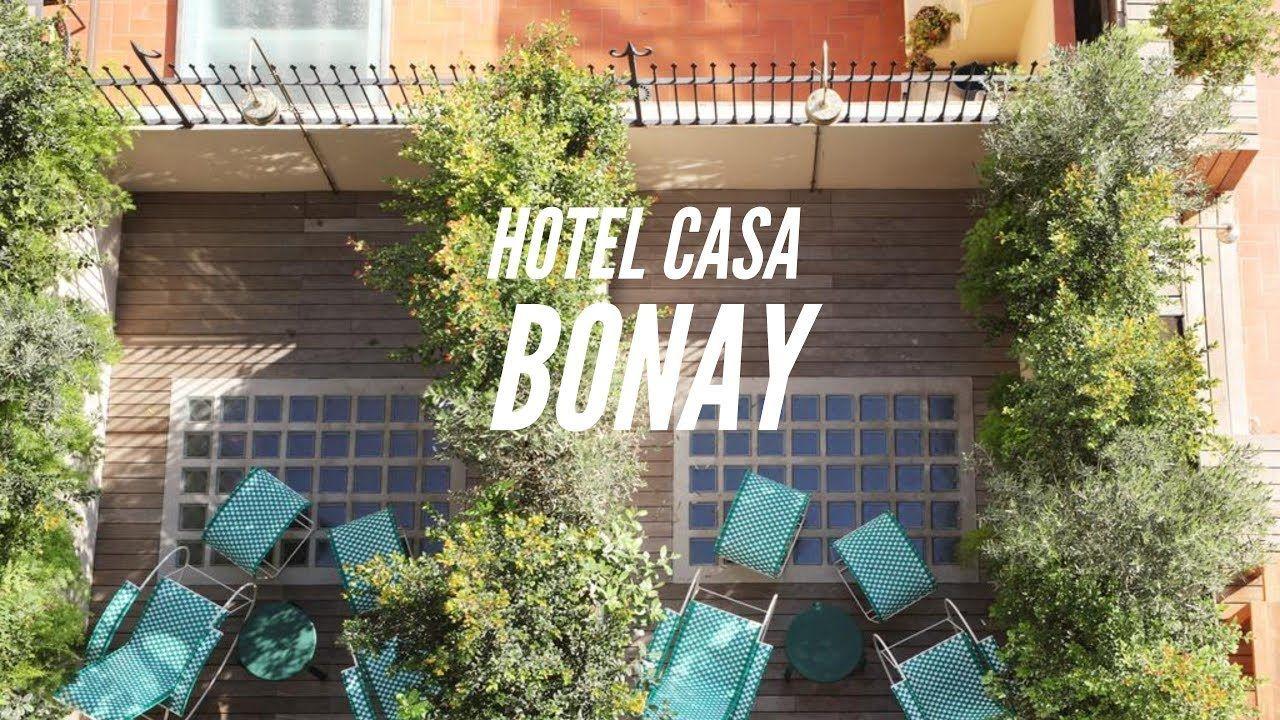 Hotel Casa Bonay en Barcelona, España