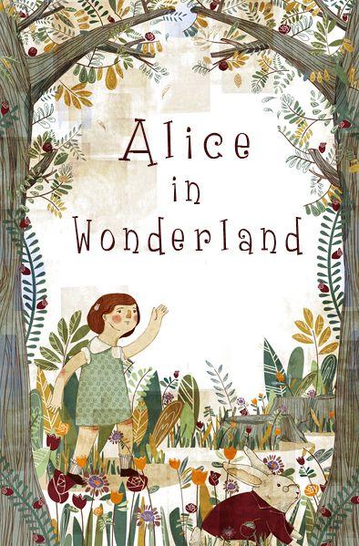 Cecilia Pucci. Alice in wonderland.