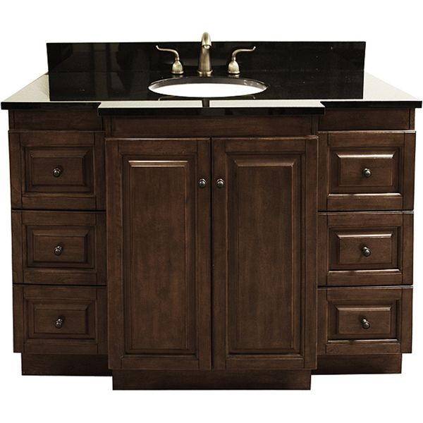 Inspiring 48 Inch Bathroom Vanity With Top And Sink Ideas