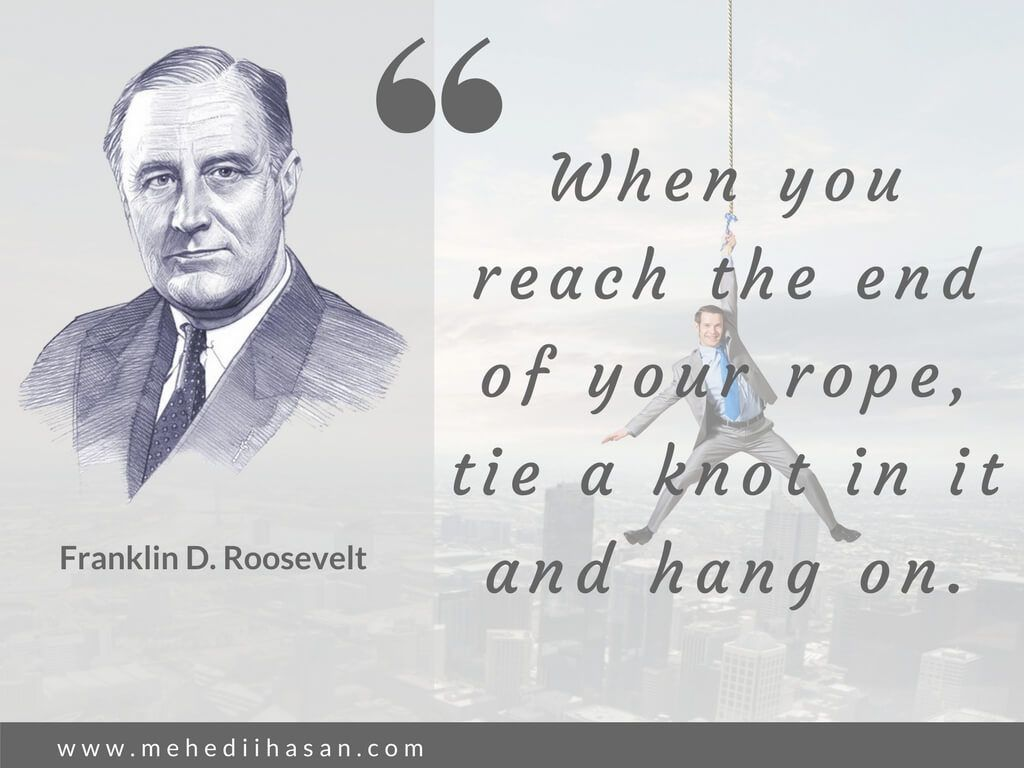 Franklin D Roosevelt Quotes Franklin Droosevelt Quote  Positive Sayings For The Day  7