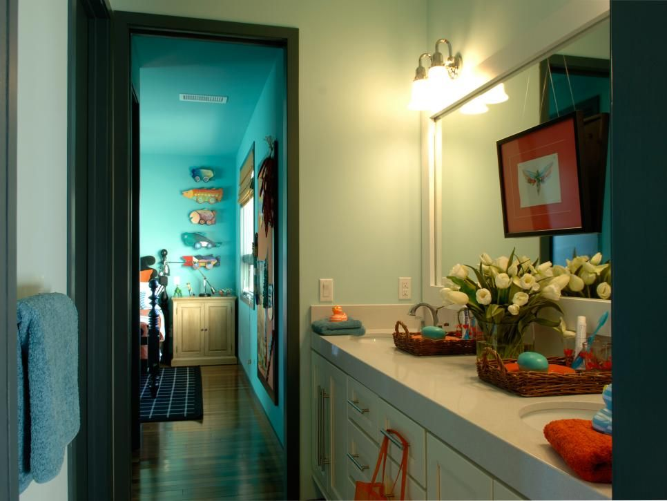ideas for bathrooms decorating%0A Dream Home      Kids u     Bathroom