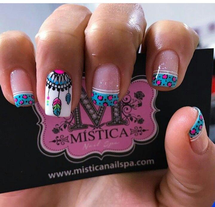 Pin de Maria Rendon en Arte de uñas | Pinterest | Diseños de uñas ...