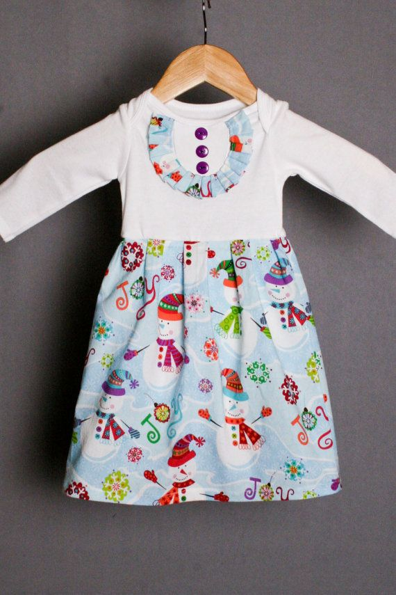 13bd43b5d916 Girls Baby Infant Toddler Christmas Dress and Headband - Newborn