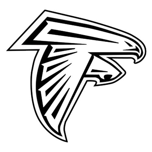 Atlanta Falcons Nfl Die Cut Vinyl Decal Pv620 Decals