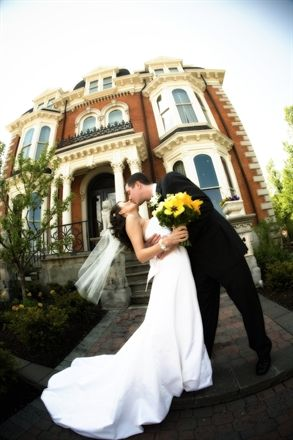 The Mansion on Delaware - Buffalo Wedding Venues for Brides in Buffalo, Niagara Falls and Western New York - Map compiled by KZO Studio Wedding Videography (www.kzostudio.com) - Click for more information on this venue!