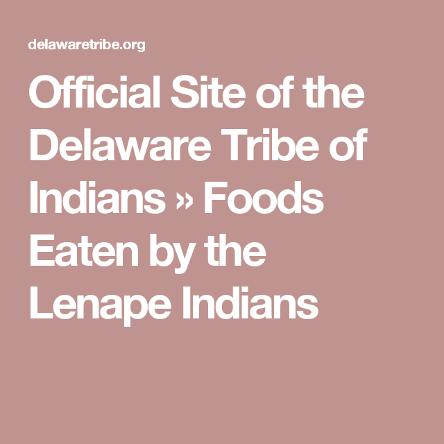 Official site of the delaware tribe of indians foods eaten by the official site of the delaware tribe of indians foods eaten by the lenape indians publicscrutiny Image collections