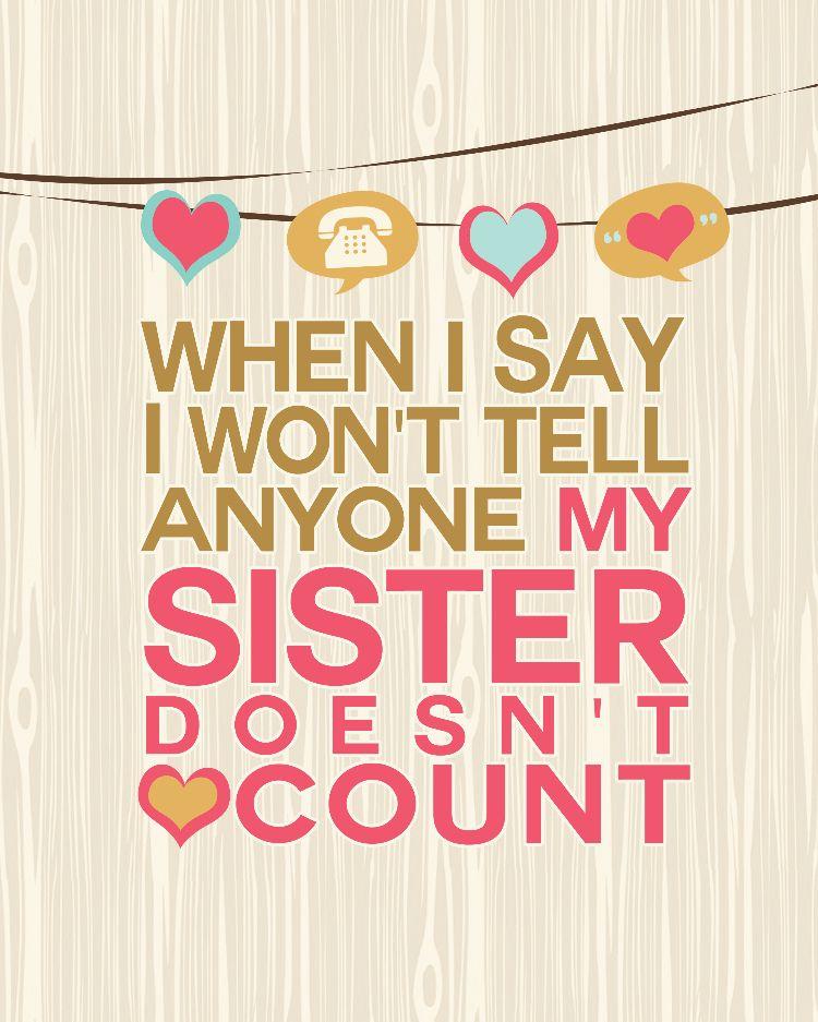 Schwester Sprüche Lustig Englisch Spruch Schwester