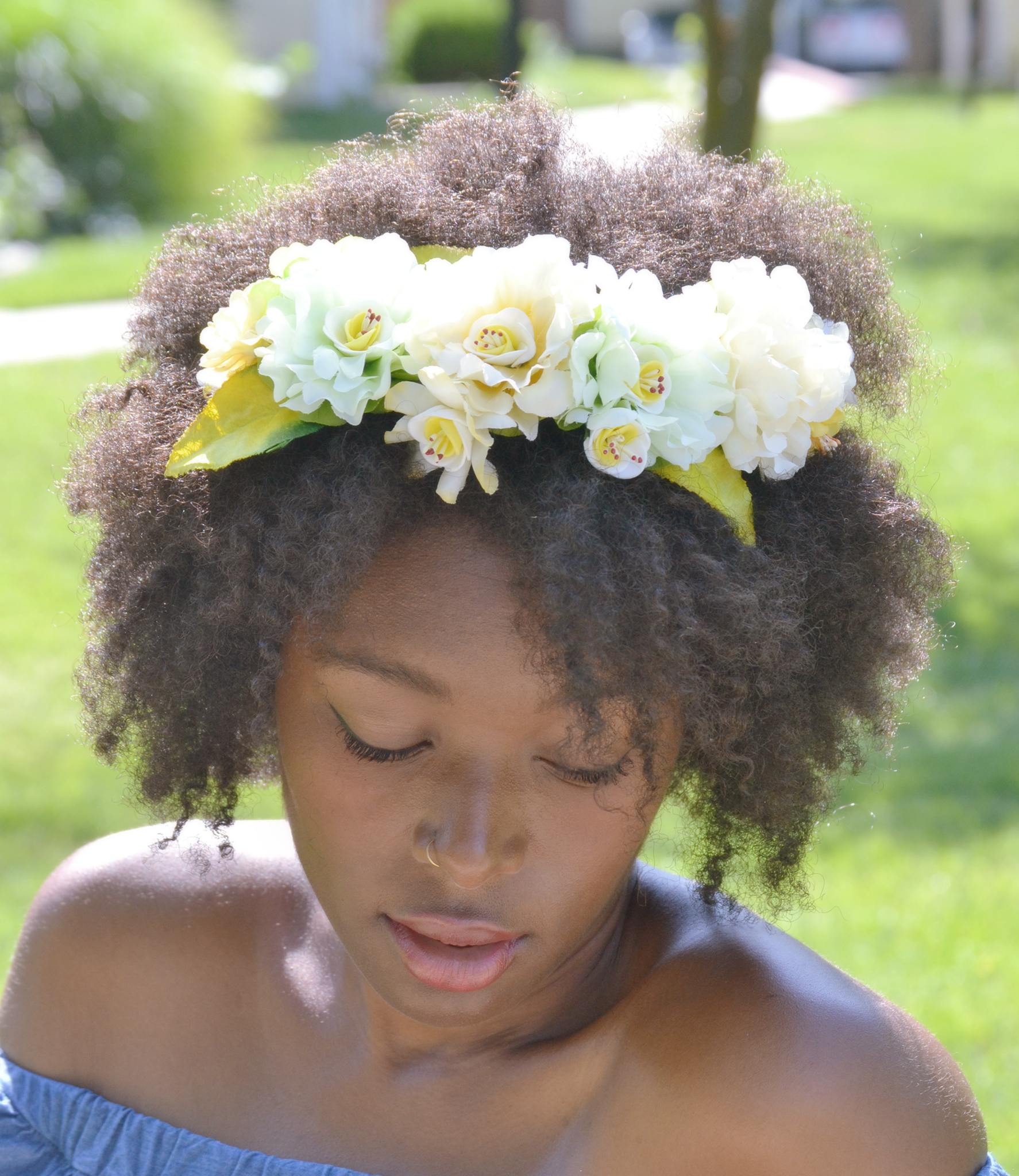 Pocket full of posies yellow flower crown products pinterest pocket full of posies yellow flower crown izmirmasajfo