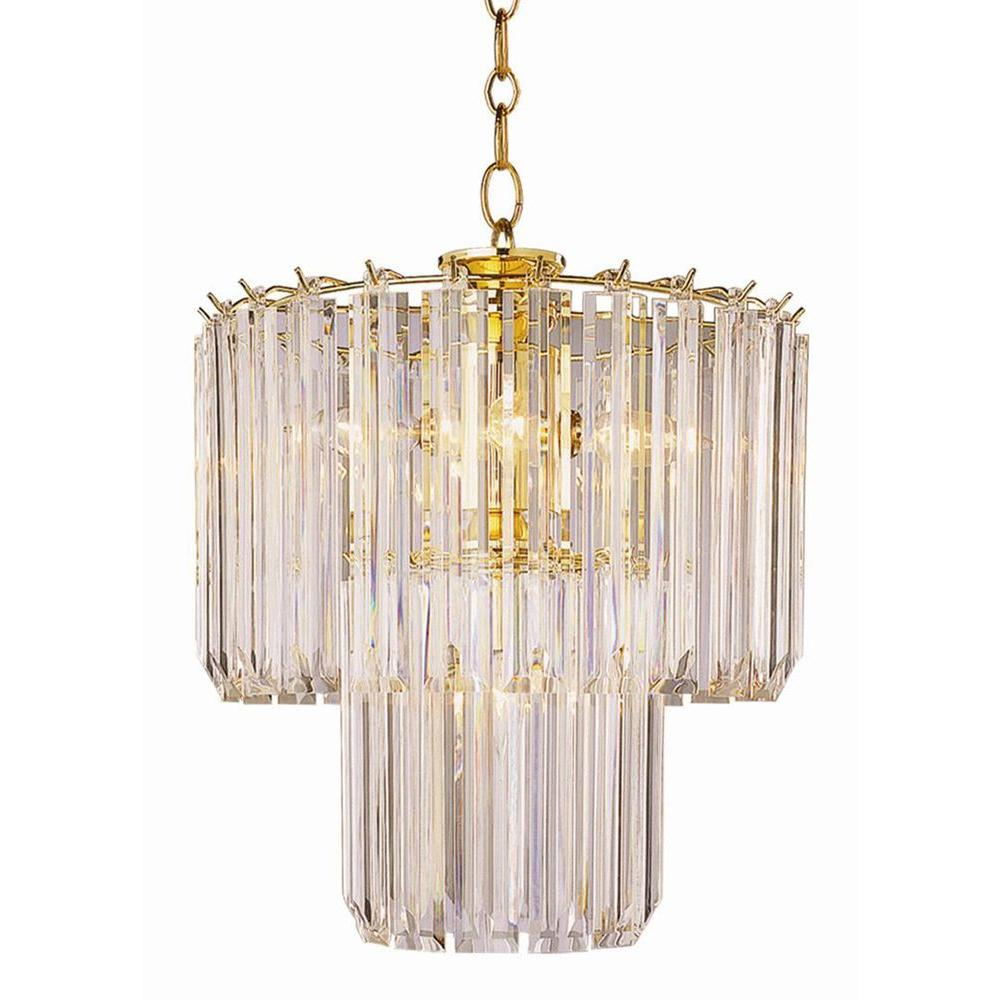 Bel air lighting stewart 5 light polished brass chandelier with make any room look modern by adding this beautiful bel air lighting stewart light polished brass tapers incandescent ceiling chandelier mozeypictures Choice Image