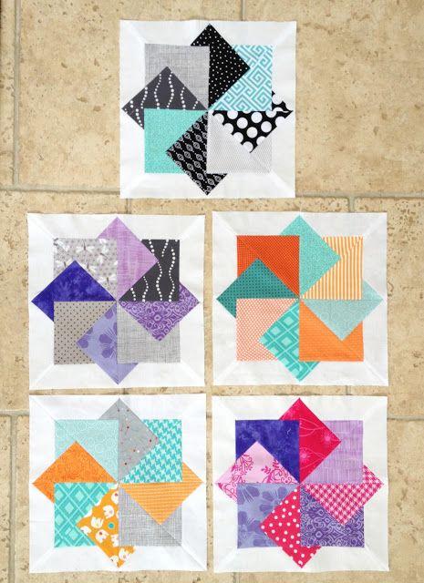 Super Card Trick Free Block Pattern Card Tricks Quilts Pattern Blocks